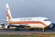 DAS Air Cargo - Boeing 707-300 5N-ARQ