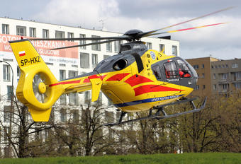 SP-HXZ - Polish Medical Air Rescue - Lotnicze Pogotowie Ratunkowe Eurocopter EC135 (all models)