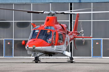 OM-ATP - Air Transport Europe Agusta / Agusta-Bell A 109