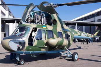 UR-EXR - Motor Sich Mil Mi-2