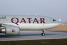 Qatar Airways Airbus A330-200 A7-ACK at Katowice - Pyrzowice airport