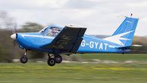 G-GYAT - Rochester GYAT Flying Group Club Gardan GY-80 Horizon aircraft