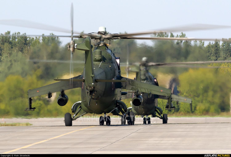 Poland - Army 456 aircraft at Poznań - Krzesiny