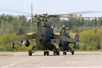 456 - Poland - Army Mil Mi-24D