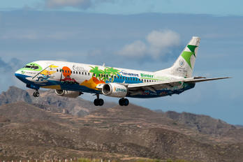 EC-INQ - Futura International Airways Boeing 737-400