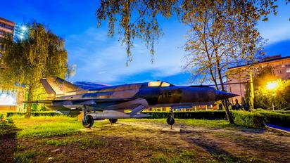 115 - Croatia - Air Force Mikoyan-Gurevich MiG-21bis