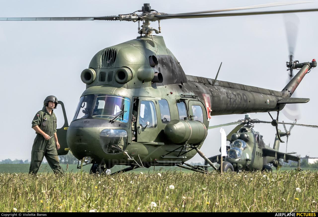 Poland - Air Force 3829 aircraft at Inowrocław - Latkowo