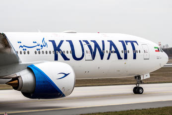 9K-AOH - Kuwait Airways Boeing 777-300ER