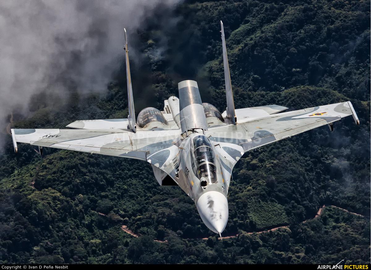 Venezuela - Air Force 1259 aircraft at In Flight - Venezuela