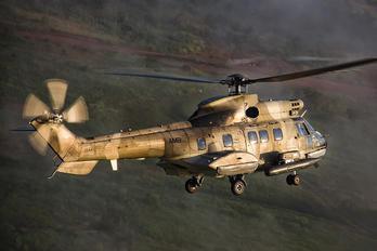 2544 - Venezuela - Air Force Eurocopter AS532 Cougar
