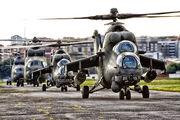 EV-0684 - Venezuela - Air Force Mil Mi-35M aircraft