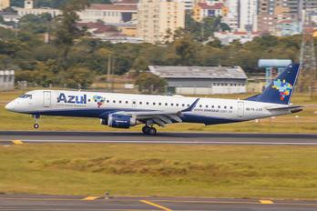 PR-AXD - Azul Linhas Aéreas Embraer ERJ-195 (190-200)