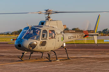 N-7087 - Brazil - Navy Helibras AS-350