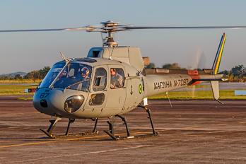 N-7087 - Brazil - Navy Helibras AS-350