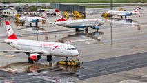 D-ABZA - Austrian Airlines/Arrows/Tyrolean Airbus A320 aircraft
