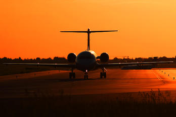 D-AGPK - Contact Air - Lufthansa Regional Fokker 100