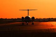 D-AGPK - Contact Air - Lufthansa Regional Fokker 100 aircraft