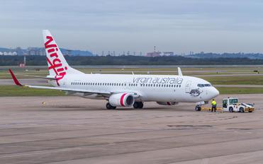 VH-YVC - Virgin Australia Boeing 737-800