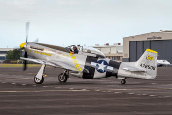 VH-FST - Private North American P-51D Mustang