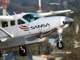 TI-BCX - Sansa Airlines Cessna 208 Caravan aircraft