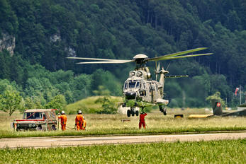 T-338 - Switzerland - Air Force Eurocopter AS532 Cougar