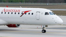 OE-LWA - Austrian Airlines/Arrows/Tyrolean Embraer ERJ-195 (190-200) aircraft