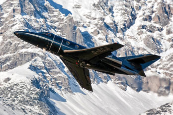 G-ECJI - Private Dassault Falcon 10