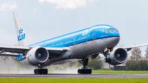 PH-BQG - KLM Boeing 777-200ER aircraft