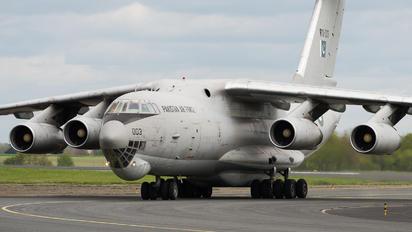 R11-003 - Pakistan - Air Force Ilyushin Il-76 (all models)