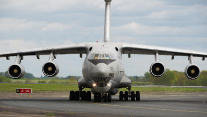 R11-003 - Pakistan - Air Force Ilyushin Il-76 (all models)