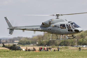 5455 - France - Air Force Aerospatiale AS555 Fennec