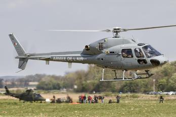 5455 - France - Air Force Aerospatiale AS555 Fennec