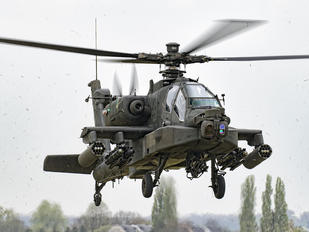 Q-23 - Netherlands - Air Force Boeing AH-64D Apache