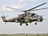 3366 - Czech - Air Force Mil Mi-35 aircraft