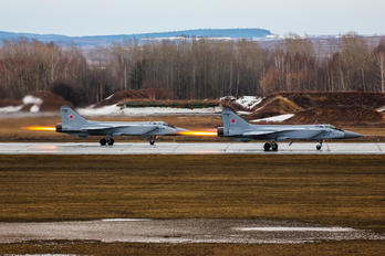 20 BLUE - Russia - Air Force Mikoyan-Gurevich MiG-31 (all models)