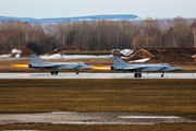 20 BLUE - Russia - Air Force Mikoyan-Gurevich MiG-31 (all models) aircraft