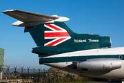 G-AWZK - BEA - British European Airways Hawker Siddeley HS.121 Trident 3B aircraft