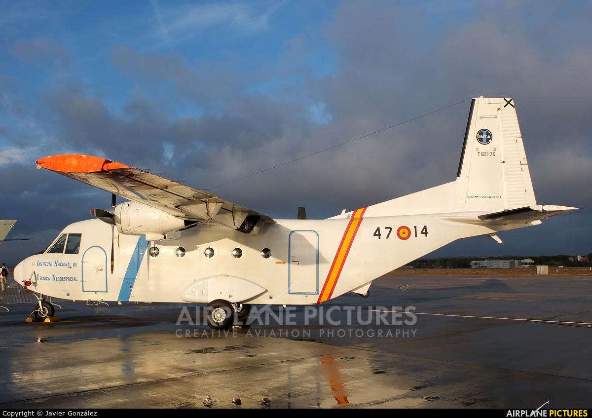 Spain - Air Force T.12D-75 aircraft at Madrid - Torrejon