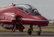 "XX311 - Royal Air Force ""Red Arrows"" British Aerospace Hawk T.1/ 1A aircraft"