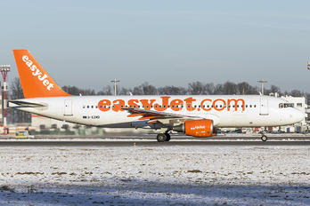 G-EZWD - easyJet Airbus A320