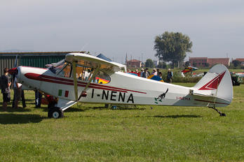 I-NENA - Private Piper PA-18 Super Cub