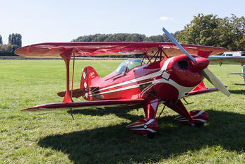 N117RG - Private Pitts S-1 Special