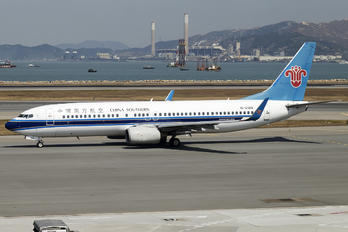 B-5189 - China Southern Airlines Boeing 737-800