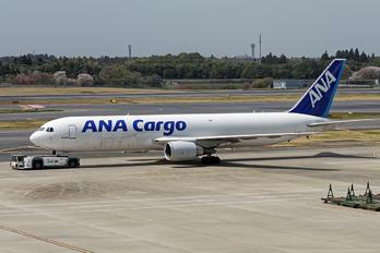 JA601F - ANA Cargo Boeing 767-300