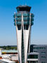- Airport Overview - Airport Overview - Control Tower - at Santiago de Compostela airport