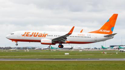 EI-EFT - Jeju Air Boeing 737-800