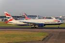 British Airways Boeing 777-200 G-YMMA at London - Heathrow airport