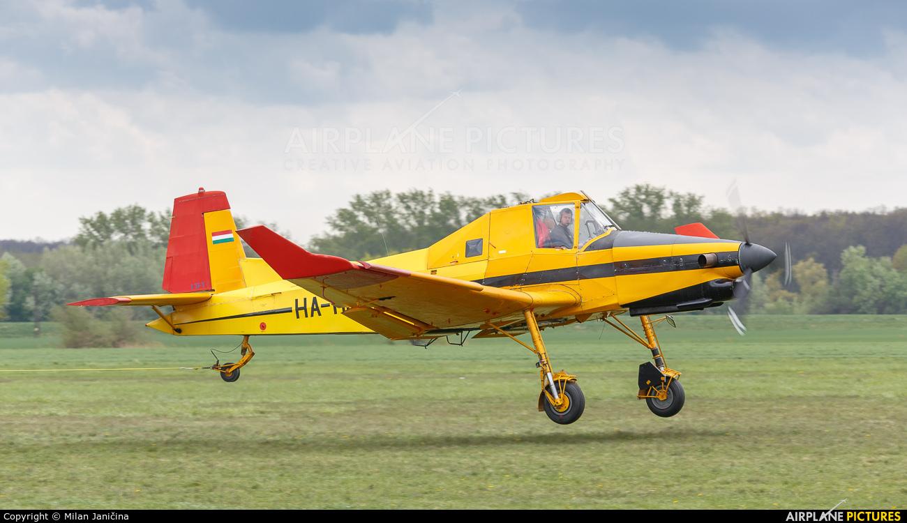 Private HA-MFZ aircraft at Nitra
