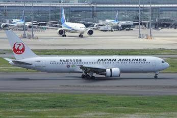 JA8987 - JAL - Japan Airlines Boeing 767-300
