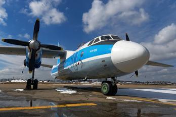 RA-26665 - Iraero Antonov An-26 (all models)